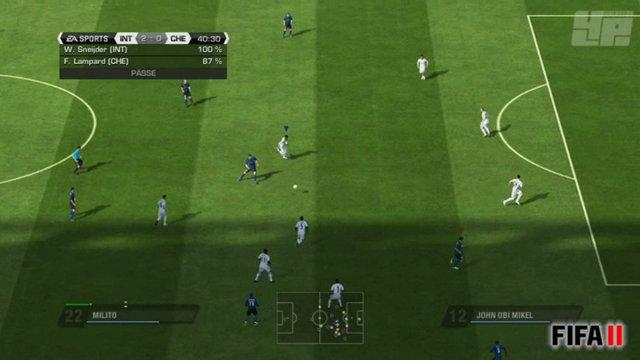 FIFA-PES-Vergleich - Defensiv-KI