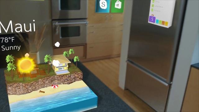 HoloLens und Windows Holographic