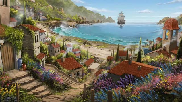 A Kingdom Rebuilt: Short Game Designer Commentary
