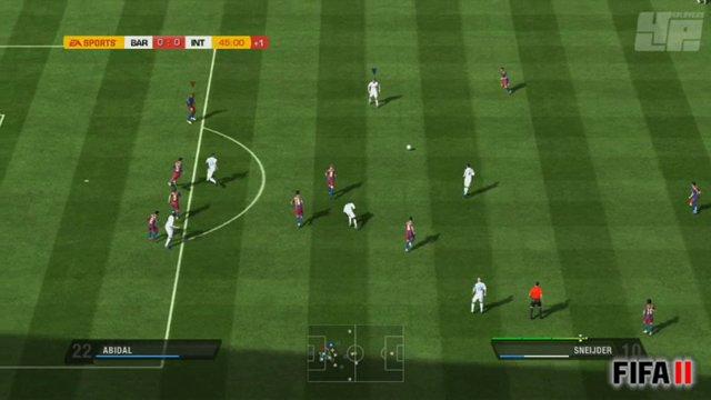 FIFA-PES-Vergleich - Schüsse