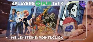 Drei Redakteure, drei Meilensteine: Point&Click-Adventure