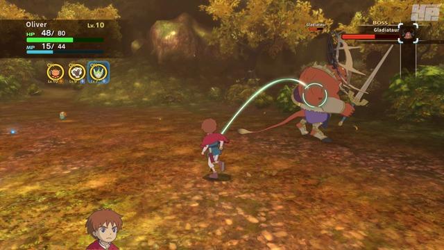 Exklusive Spielszenen: Remaster (PS4)